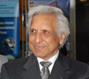 Dr. Aftab Mufti, founder and president of Intelligent Sensing for Innovative Structures (ISIS Canada)